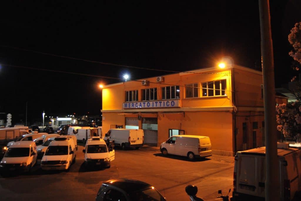The Fish Wholesale Market Is Located In The Port And Since 1942 It Is An  Important Testimony Of The Maritime Work Heritage Of Termoli.