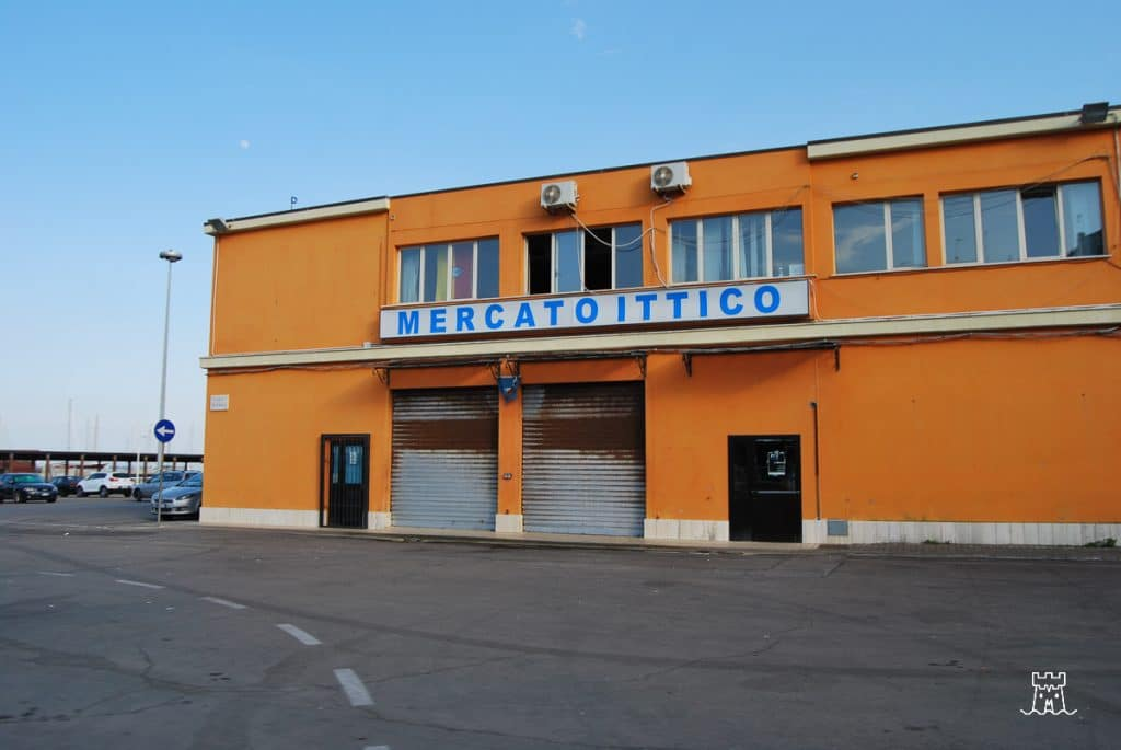 Amazing The Fish Wholesale Market Is Located In The Port And Since 1942 It Is An  Important Testimony Of The Maritime Work Heritage Of Termoli.